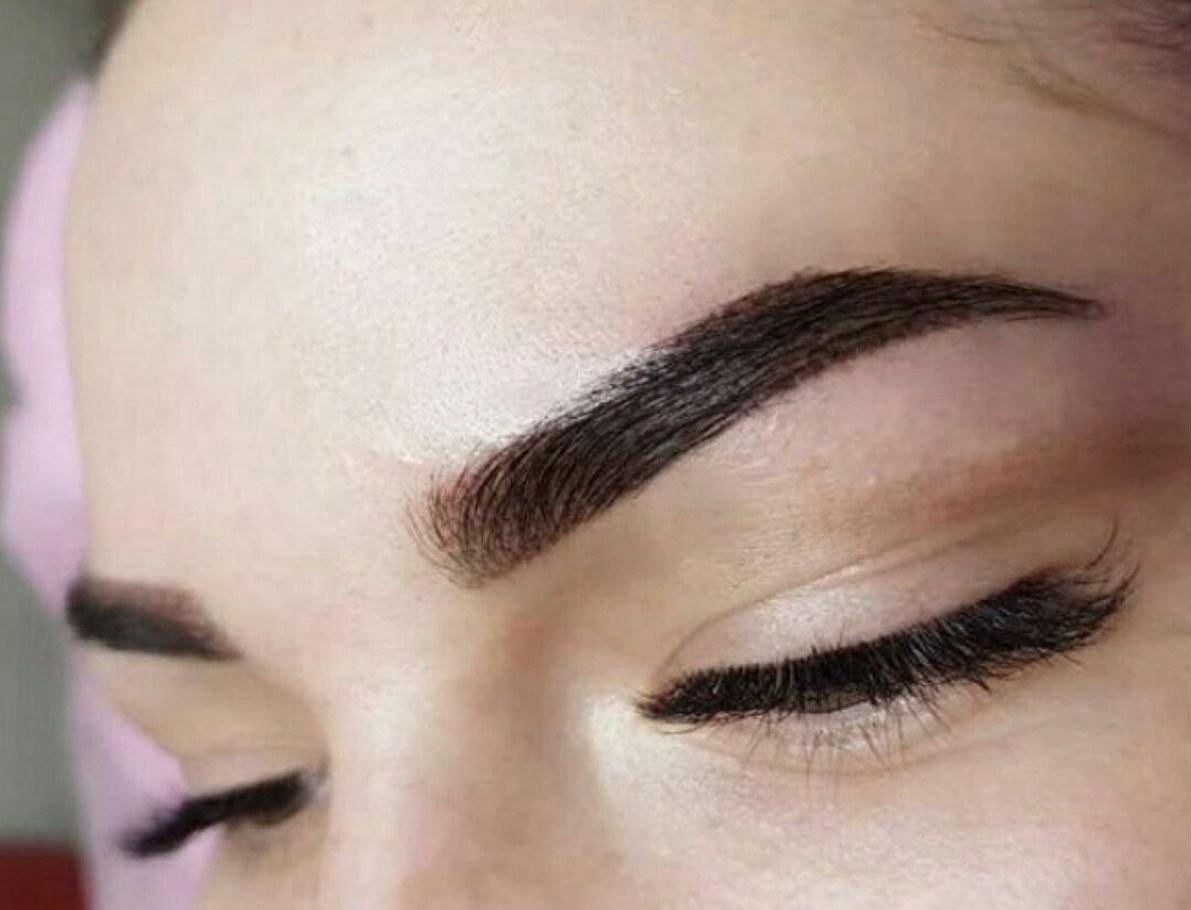 Напыление бровей/Перманентный макияж/Микроблейдинг оказываем услуги