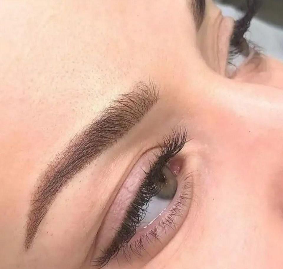Брови/Ресницы/Перманентный макияж оказываем услуги